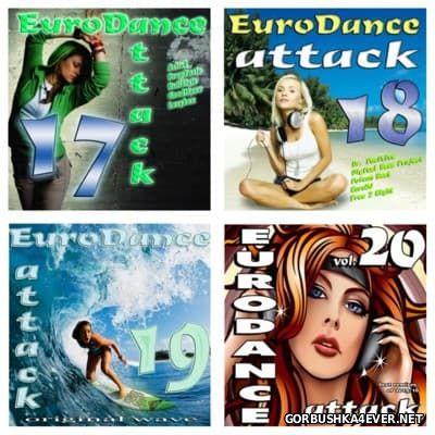 EuroDance Attack vol 17 - vol 20 [2013-2016]