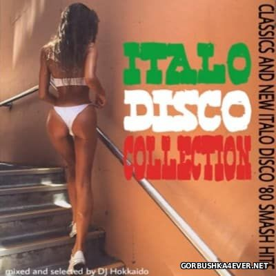 DJ Hokkaido - Classic & New Italo Collection '80 Smash Hits Mix [2016]