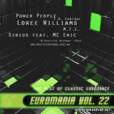 Euromania vol 22 [2016]