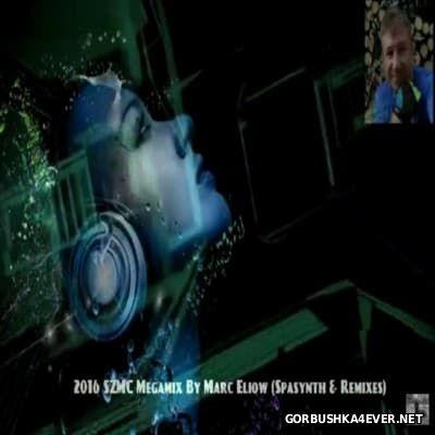 SZMC - SpaceSynth & Remixes Megamix [2016] Mixed By Marc Eliow