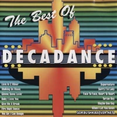 [Discomagic] The Best Of Decadance [1994]
