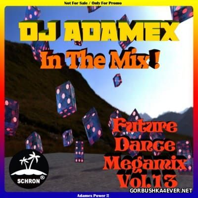 DJ Adamex - Future Dance Megamix vol 13 [2016]