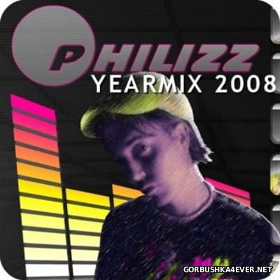 Philizz DJ - Video Yearmix 2008 / Audio Version