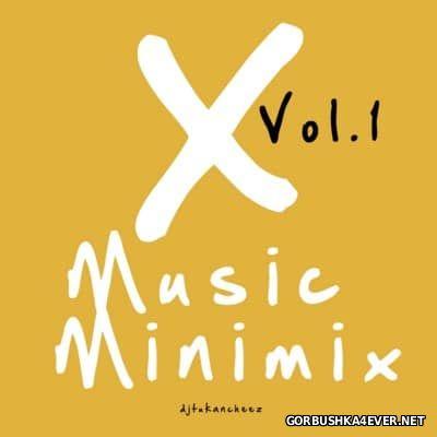 DJ Tukancheez - X-Music Minimix vol 1 [2007]