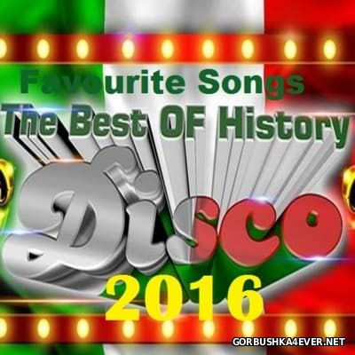 The Best Of History Disco Group Favourite Songs Megamix [2016] by Cziras