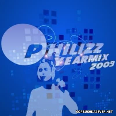 Philizz DJ - Video Yearmix 2009 / Audio Version