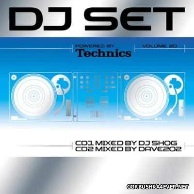 Technics DJ Set Volume 20 [2008] / 2xCD / Mixed by DJ Shog & Dave 202
