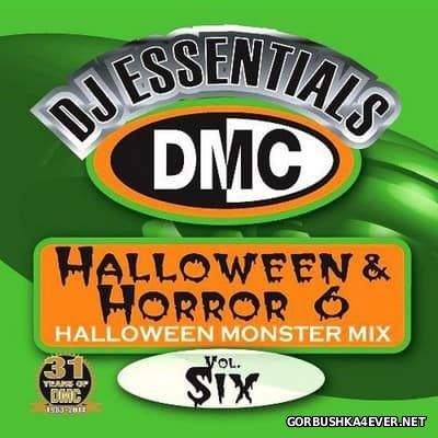 [DMC] Halloween & Horror vol 6 - Monster Mix [2014]