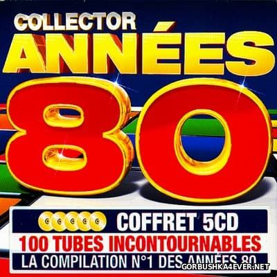 VA - Collector Annees 80 - La Compilation №1 Des Annees 80 [2009] / 5xCD