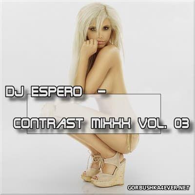DJ Espero - Contrast MixXx 03 [2008]