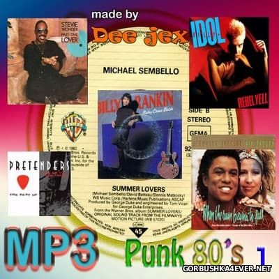 Punk 80s Mix 1 by Dee Jex