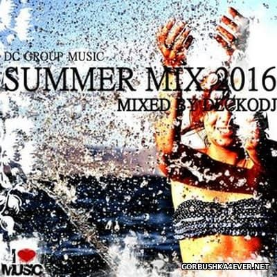 Summer Mix 2016 Mixed By DeckoDJ