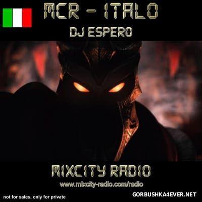DJ Espero - MCR Italo [2010]