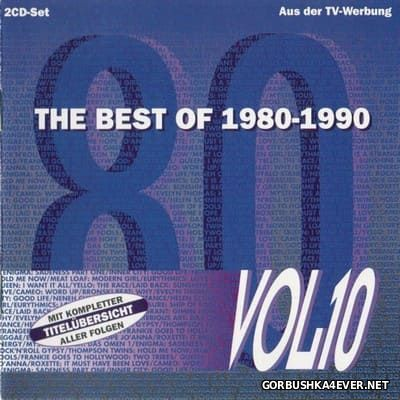 The Best of 1980-1990 vol 10 [1994] / 2xCD