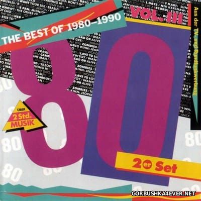 The Best of 1980-1990 vol 03 [1991] / 2xCD