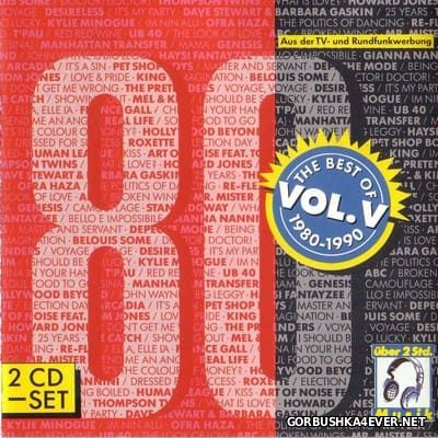 The Best of 1980-1990 vol 05 [1992] / 2xCD