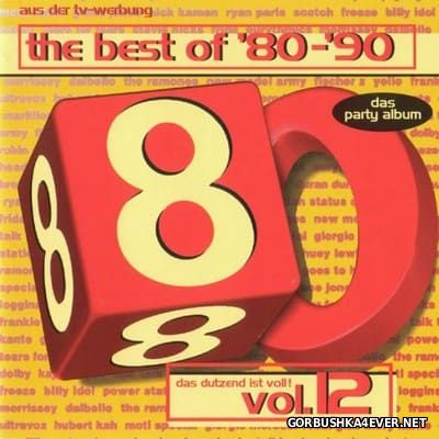The Best of 1980-1990 vol 12 [1997] / 2xCD