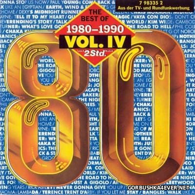 The Best of 1980-1990 vol 04 [1991] / 2xCD