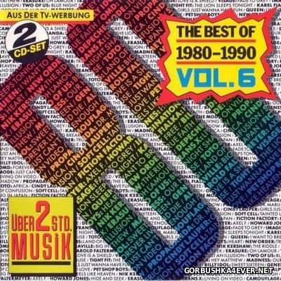 The Best of 1980-1990 vol 06 [1992] / 2xCD