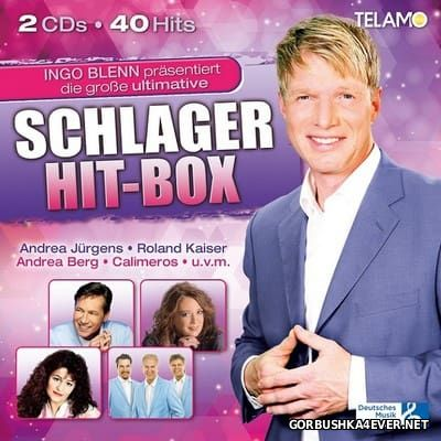 Die Grosse Ultimative Schlager Hit-Box [2016] / 2xCD