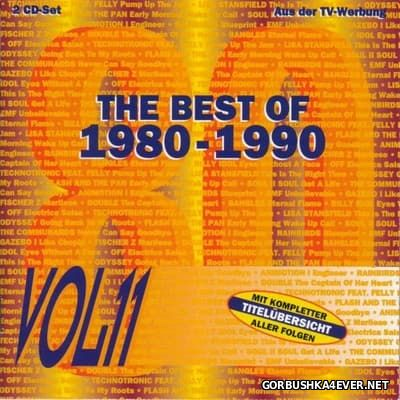 The Best of 1980-1990 vol 11 [1995] / 2xCD