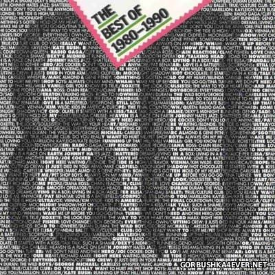 The Best of 1980-1990 vol 01 [1990] / 3xCD