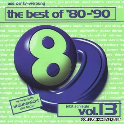 The Best of 1980-1990 vol 13 [1998] / 2xCD
