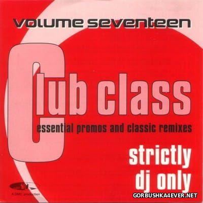 [DMC] Club Class vol 17 [1998]