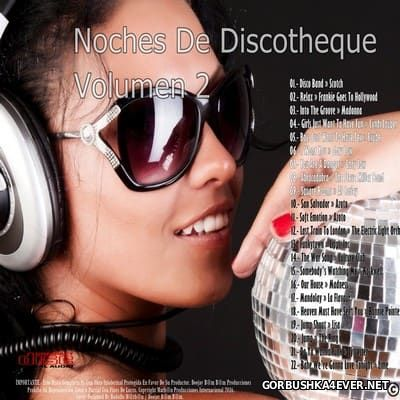 DJ Bam Bam - Noches De Discotheque vol 2 [2016]