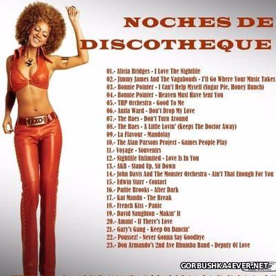 DJ Bam Bam - Noches De Discotheque vol 1 [2016] 70s Edition
