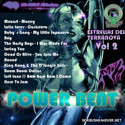 Power Beat - Estrellas Del Terranova vol 2 [2016]