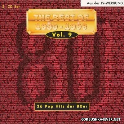 The Best of 1980-1990 vol 09 [1994] / 2xCD