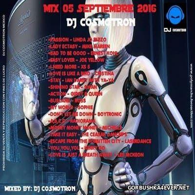 DJ Cosmotron - HiNRG Septiembre Mix 2016.1