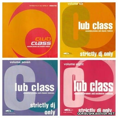 [DMC] Club Class vol 05 - vol 08 [1998]