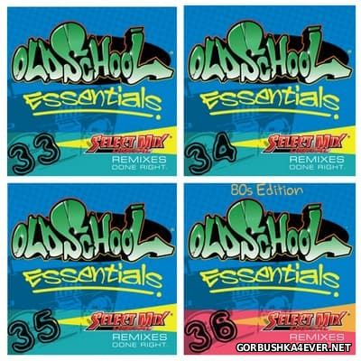 [Select Mix] Old School Essentials vol 33 - vol 36