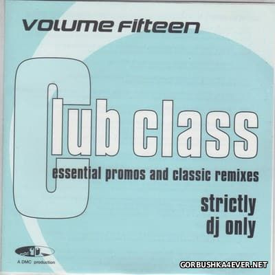 [DMC] Club Class vol 15 [1998]
