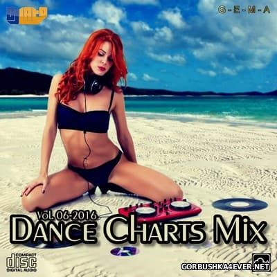 DJ LaTo - Dance Charts Mix vol 06 [2016]
