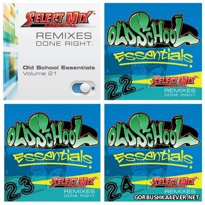 [Select Mix] Old School Essentials vol 21 - vol 24
