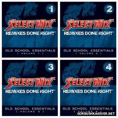 [Select Mix] Old School Essentials vol 01 - vol 04
