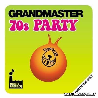 [Mastermix] Grandmaster 70's Party [2011]