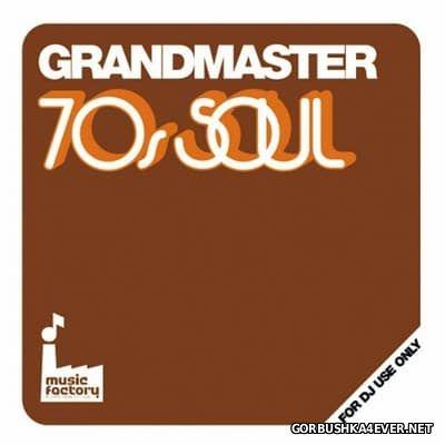 [Mastermix] Grandmaster 70's Soul [2010]