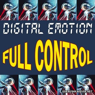 Digital Emotion - Full Control [2016]