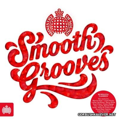 [Ministry Of Sound] Smooth Grooves [2016] / 3xCD