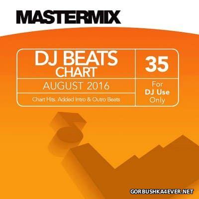 [Mastermix] DJ Beats Chart vol 35 [2016]
