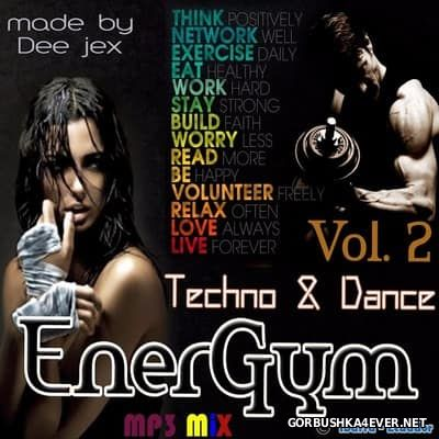 Techno & Dance EnerGym Mix 2 by Dee Jex
