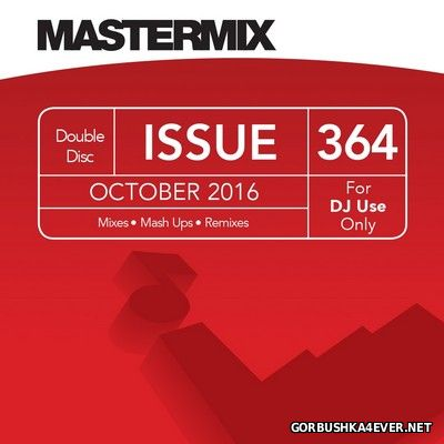 [Mastermix] Issue 364 [2016] October / 2xCD