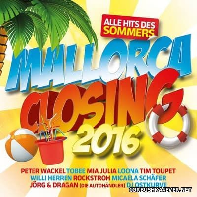Mallorca Closing 2016 - Alle Hits des Sommers [2016]