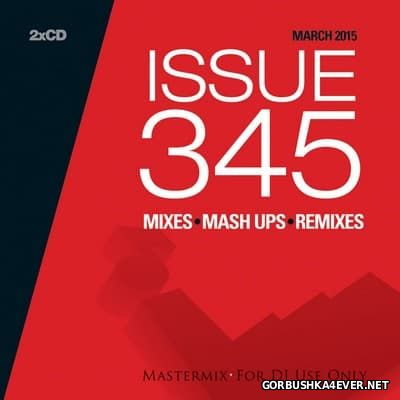[Mastermix] Issue 345 [2015] March / 2xCD