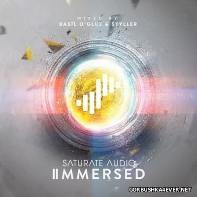 Basil O'Glue & Styller present Saturate Audio Immersed II [2016]