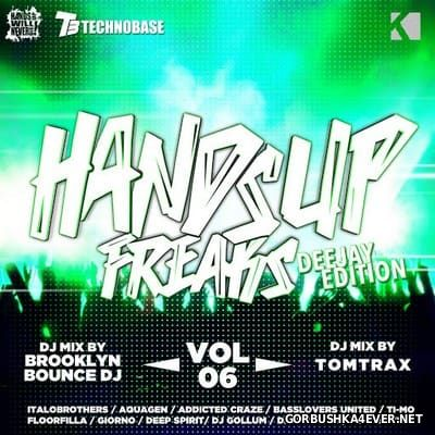 Hands Up Freaks vol 6 [2016] Deejay Edition